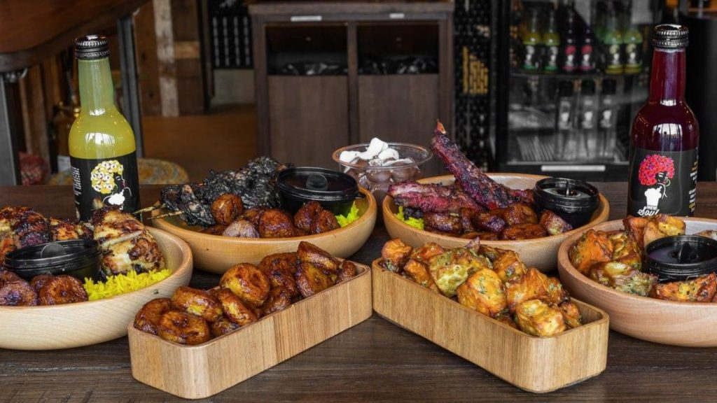 Le Maquis : le restaurant du food-truck afropéen New Soul Food à Paris !
