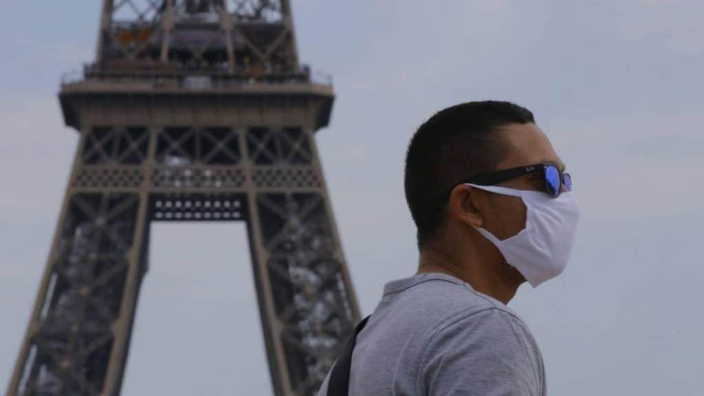 Coronavirus : La nouvelle carte des lieux en extérieur où le masque est obligatoire à Paris !