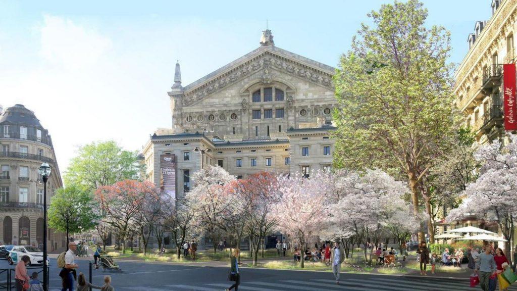 Quatre forêts urbaines vont voir le jour à Paris en 2020 !