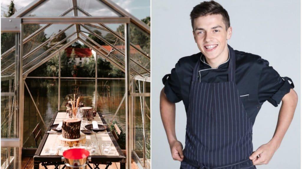 Mallory Gasbi (« Top Chef ») ouvre un restaurant éphémère à Bruxelles !