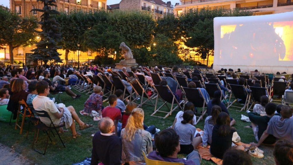 Les Séances du jeudi : Un cinéma en plein air débarque à Montrouge !