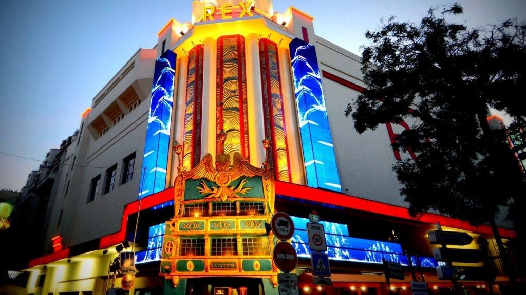 Cinéma : Le Grand Rex rouvre ce lundi avec une avant-première du film Tenet de Christopher Nolan !