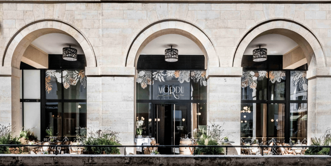 mordu paris 6 restaurant