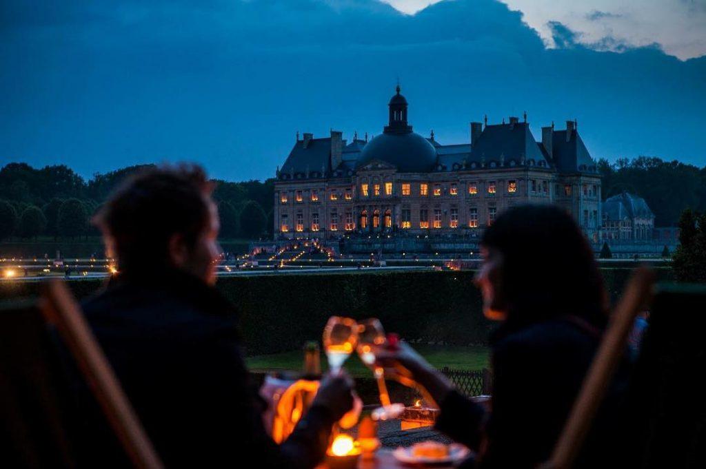 2021 retour soirées aux chandelles Château Vaux-le-Vicomte