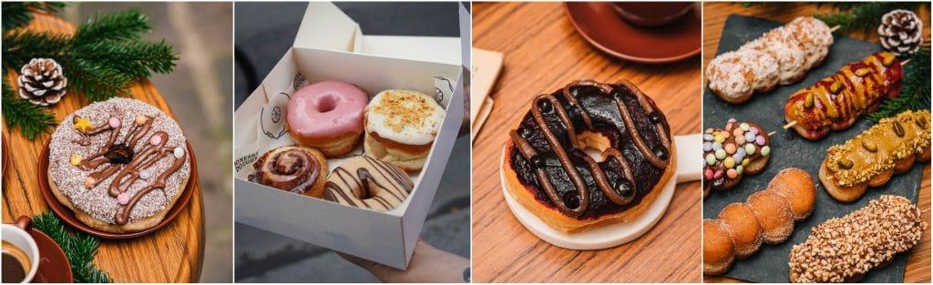 Meilleurs Donuts Paris