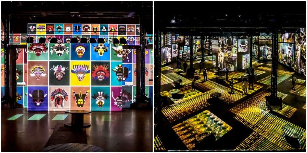 «The Last Sentinels» : une nouvelle exposition immersive arrive à l'Atelier des Lumières !