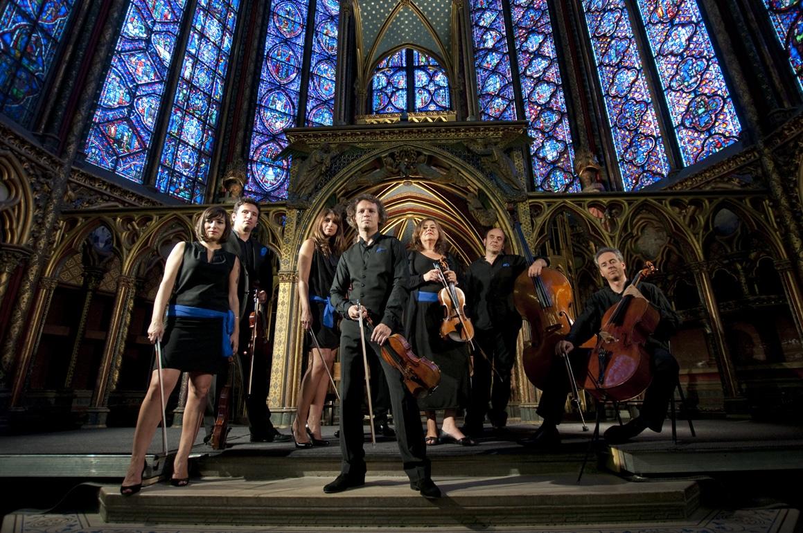 orchestre sainte chapelle concert classique eglise euromusic productions