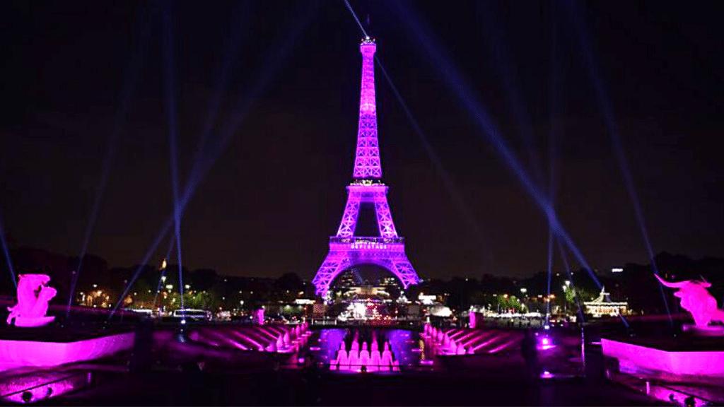 Octobre Rose 2020 : la Tour Eiffel parée de rose ce jeudi 1er octobre !