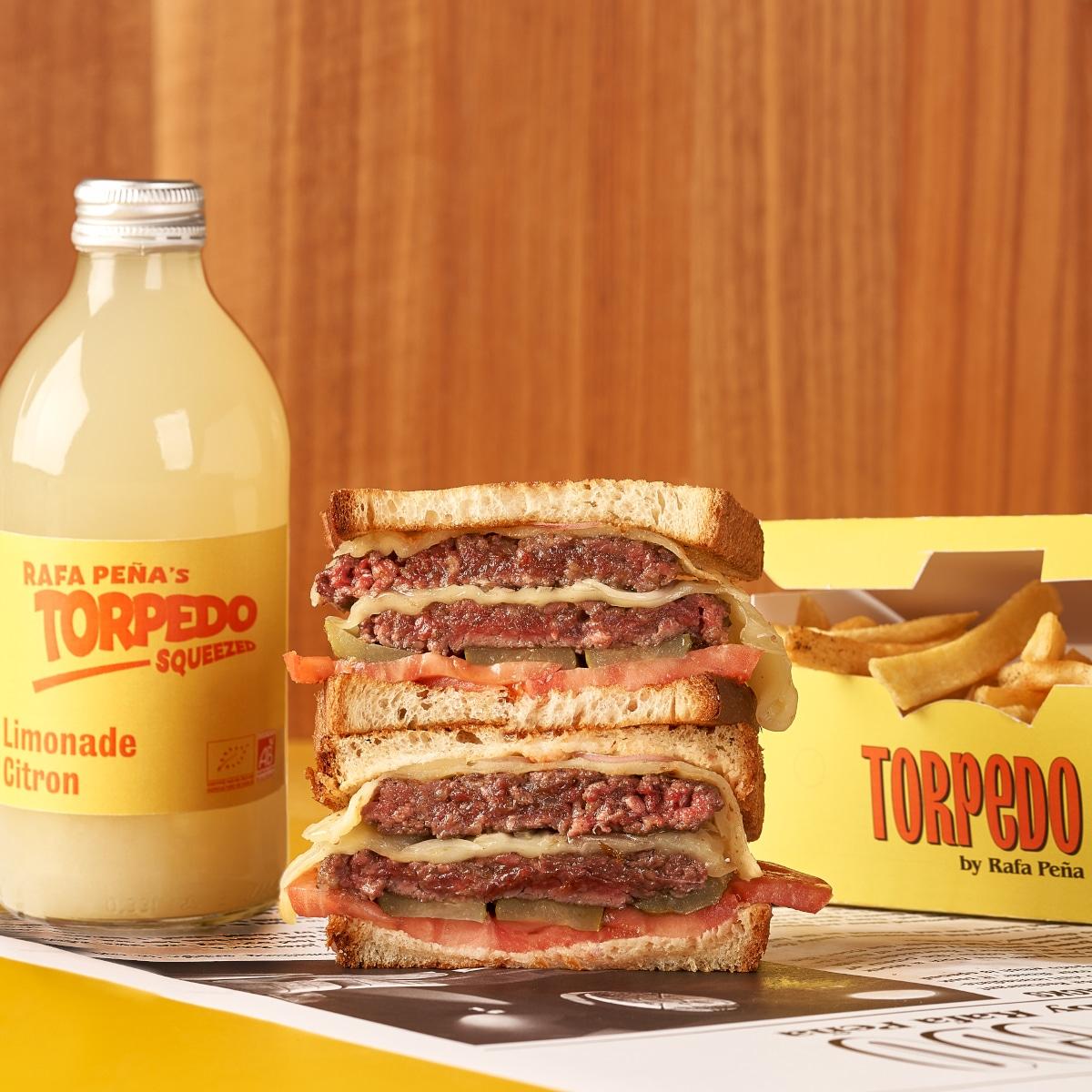 torpedo burger paris