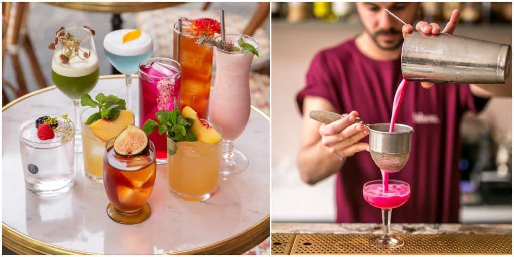 Insolite : Où boire des cocktails personnalisés à Paris ?