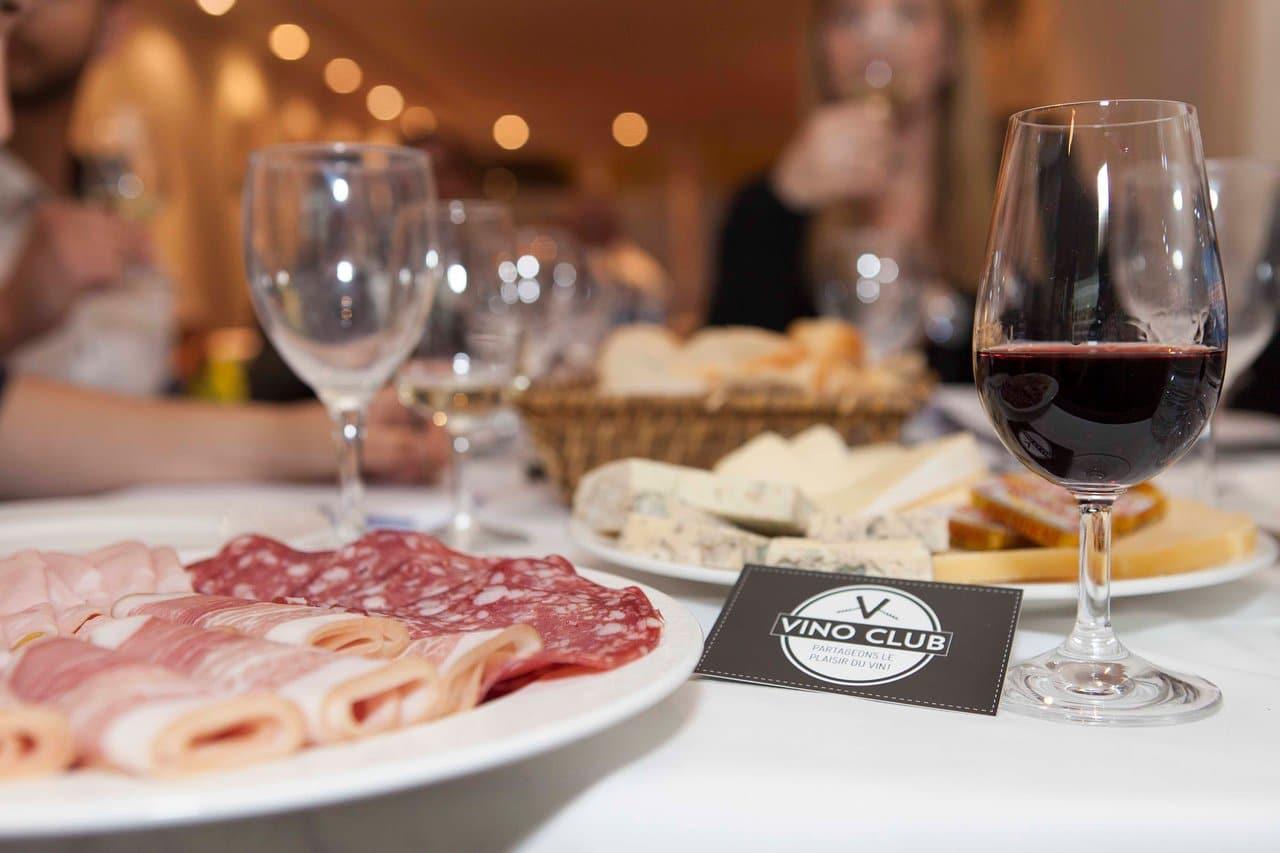 vino club paris dégustation vin