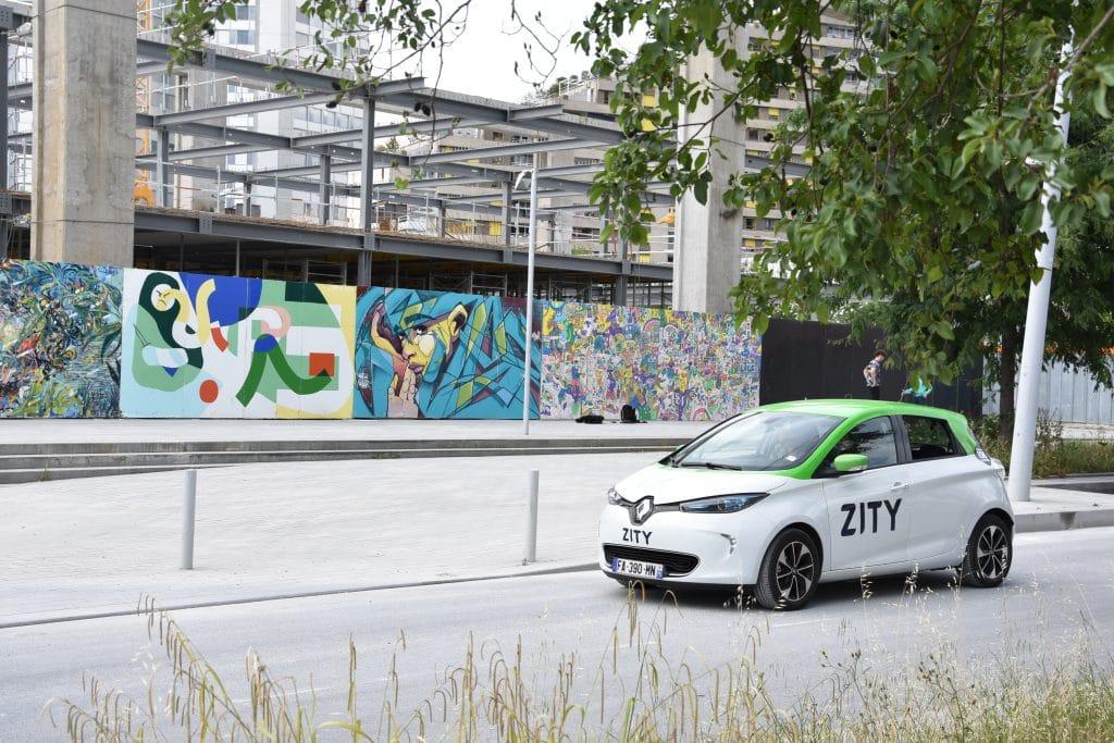 Paris : on a trouvé le meilleur service d'autopartage 100% électrique !