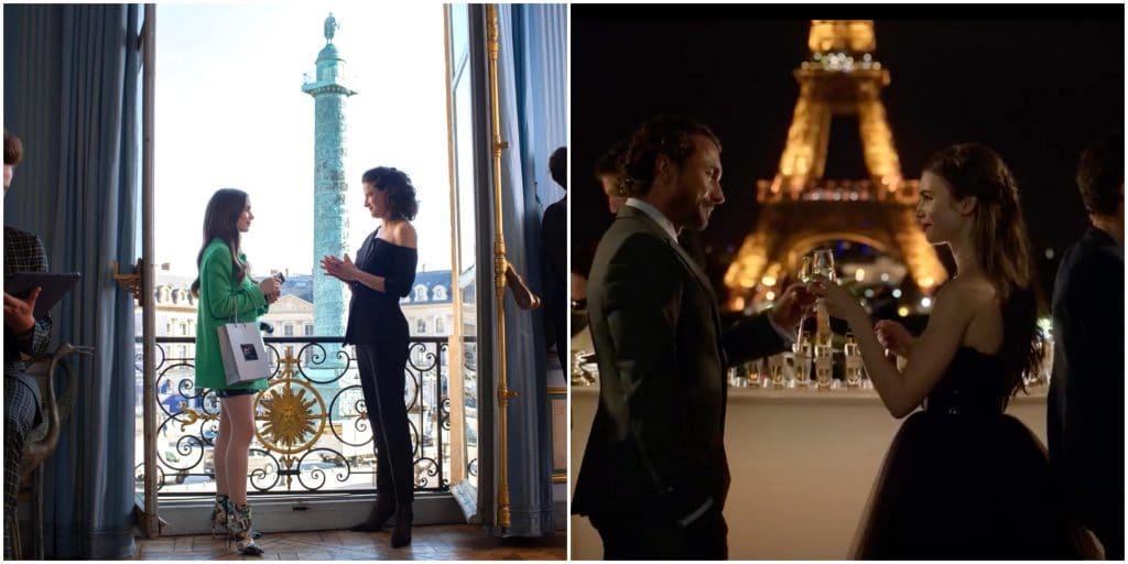 «Emily in Paris» : la nouvelle série Netflix du créateur de «Sex and the City» dévoile un 2ème teaser inédit !