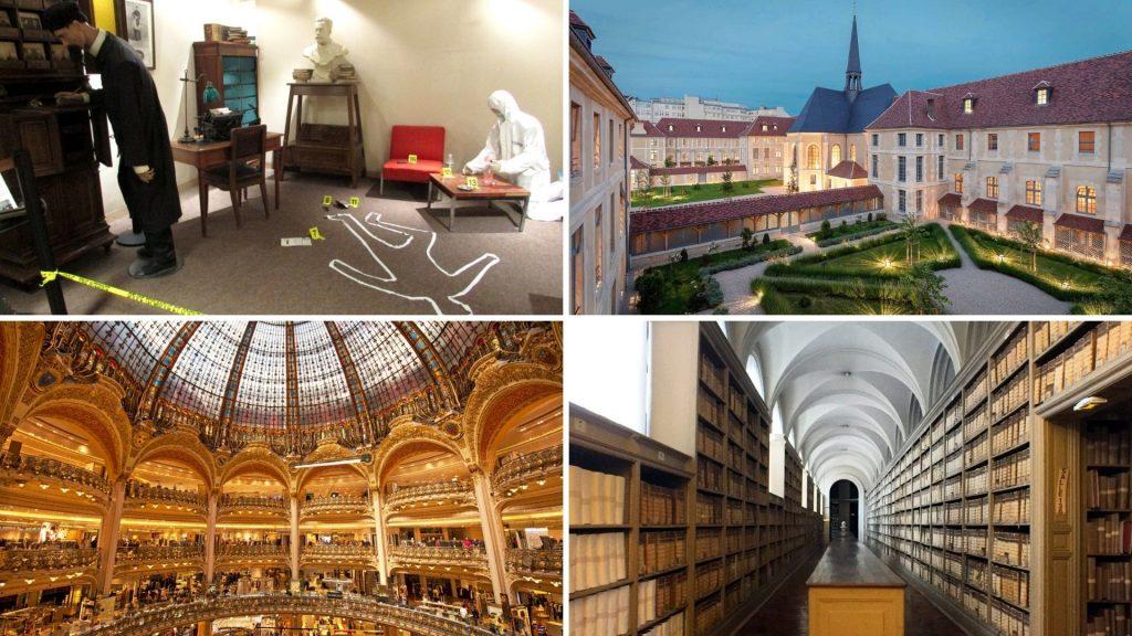 Les 5 visites les plus insolites des Journées du Patrimoine 2020 à Paris !