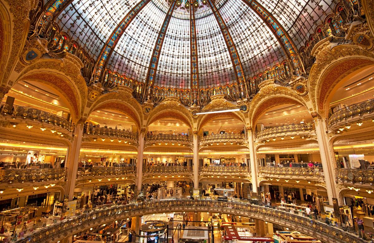 galeries-lafayette paris haussmann journée patrimoine