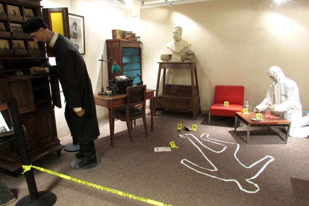 musee prefecture de police paris crime enquete