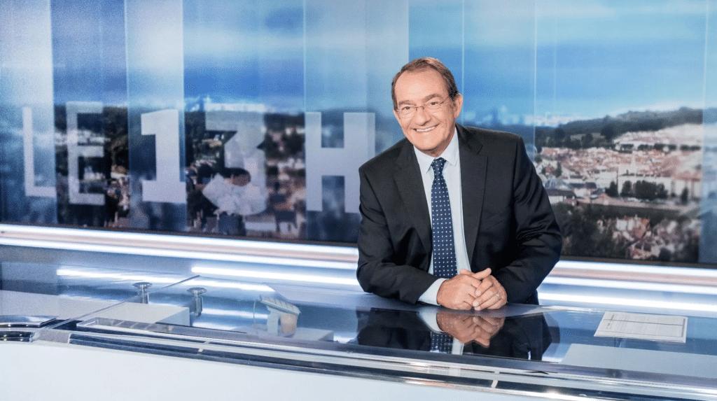 Jean-Pierre Pernaut quitte le JT de «13h» sur TF1 !