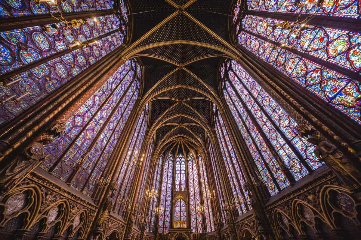 sainte-chapelle concert violon paris