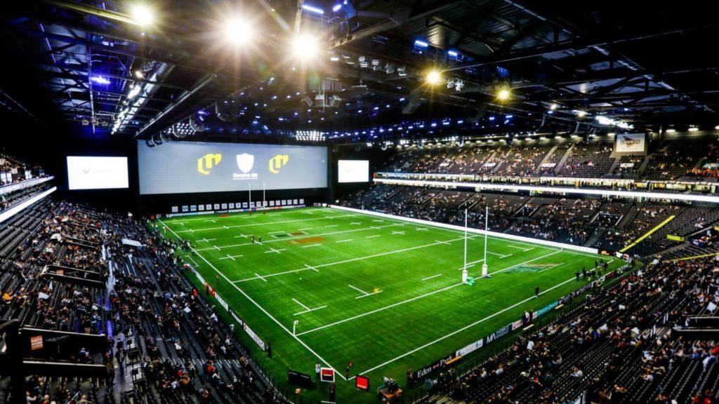 rugby racing 92 u arena la défense paris