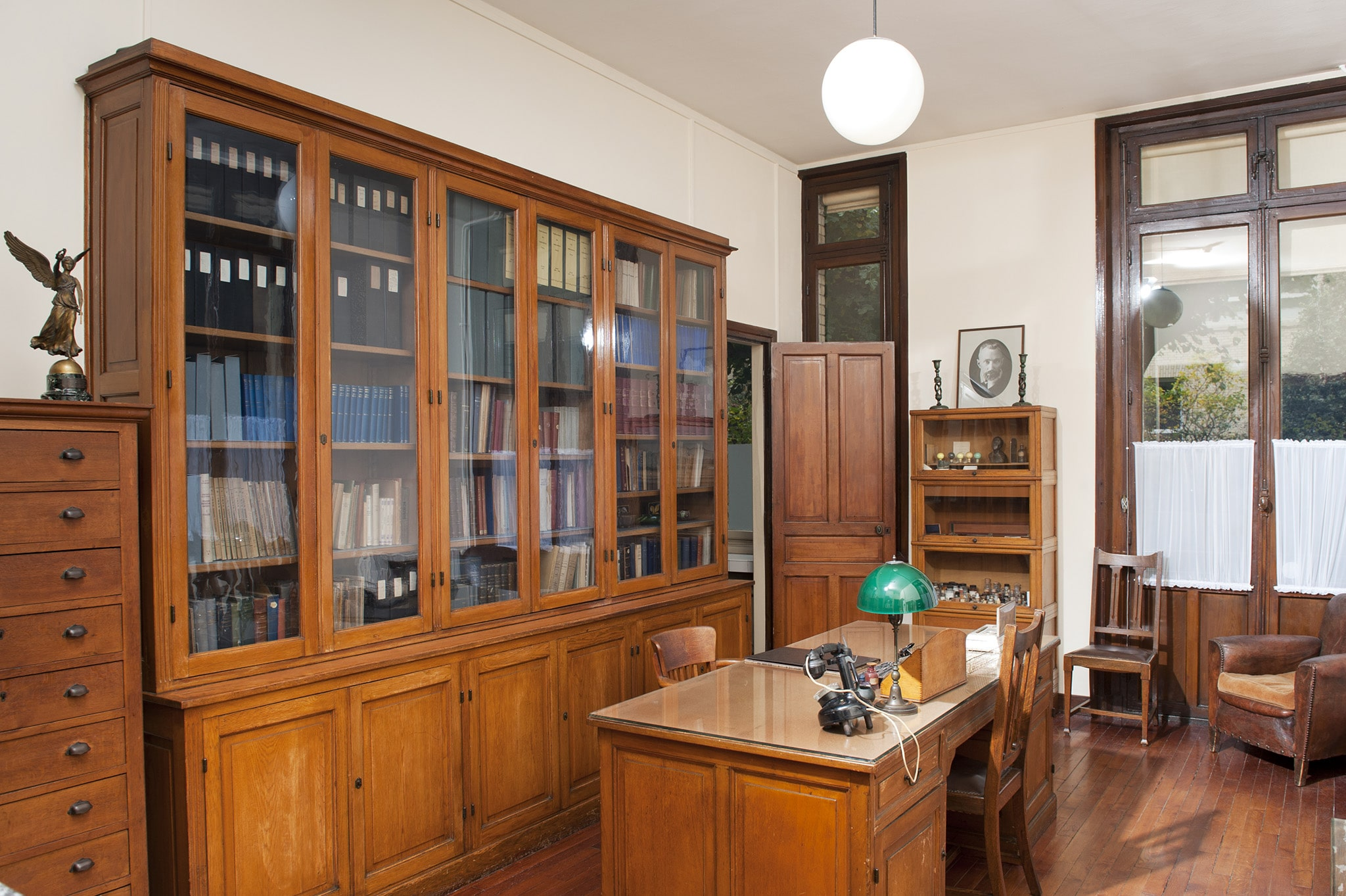 bureau musée marie curie paris