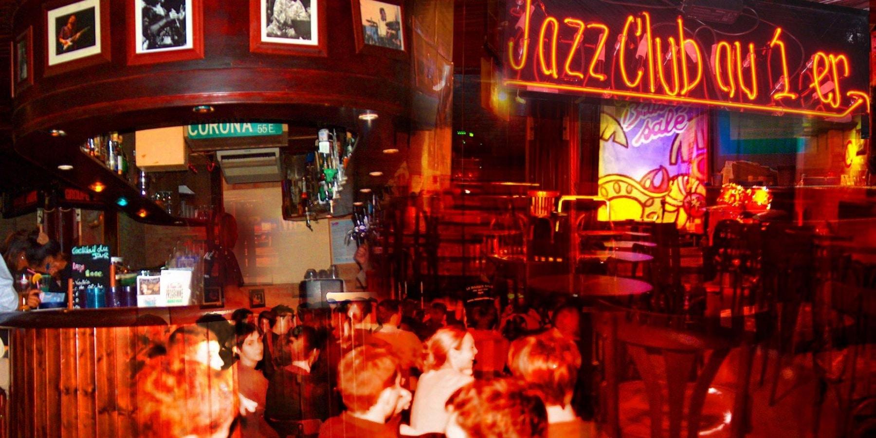 le-baiser-sale-club-de-jazz paris