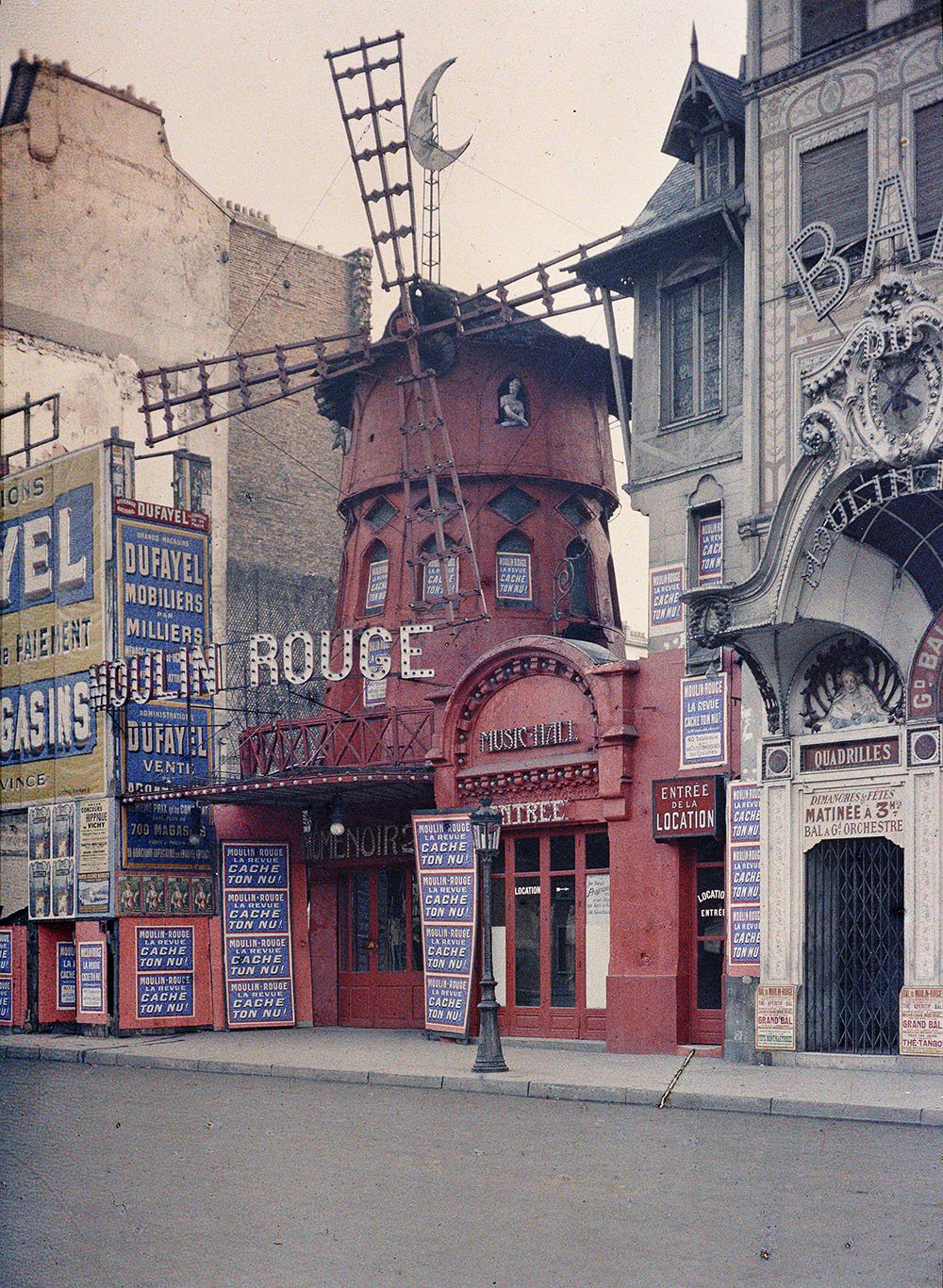 exposition paris photo albert kahn archives de la planète