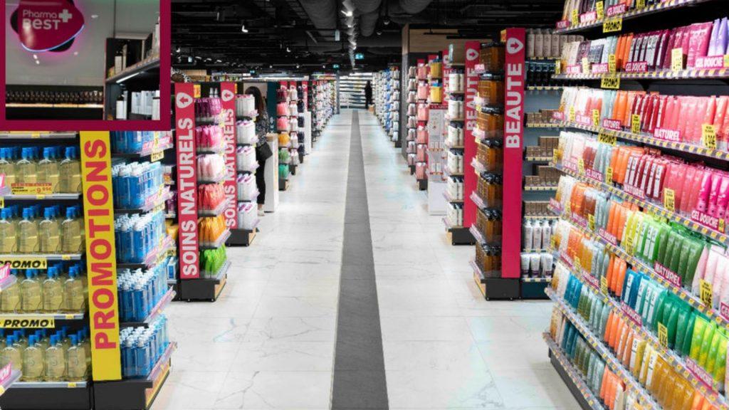 plus grande pharmacie de france pharmabest drugstore paris
