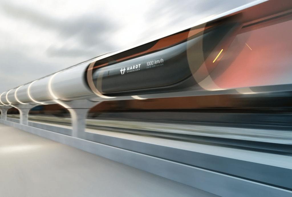Un train ultra-rapide Paris-Amsterdam en seulement 90 minutes !