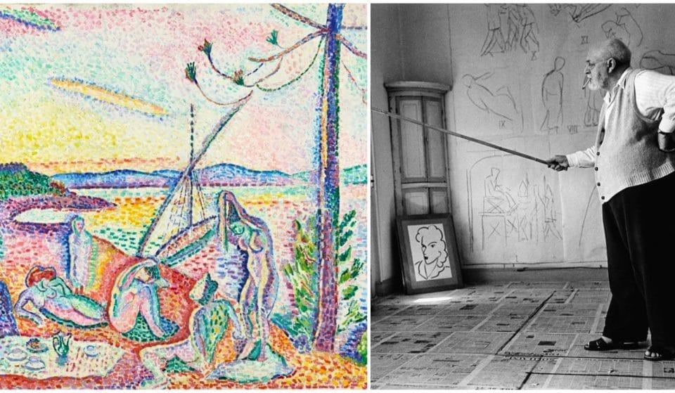 L'extraordinaire exposition dédiée à Henri Matisse arrive enfin au Centre Pompidou !