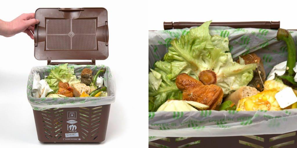 Paris : des marchés de proximité collectent vos déchets alimentaires !