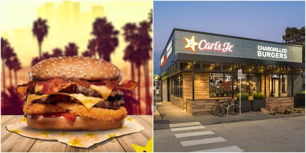 La célèbre chaine de fast food californienne Carl's Jr. ouvre sa première enseigne à Paris !