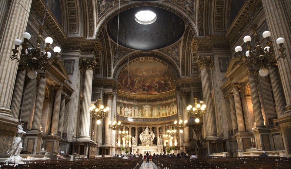 Paris : de sublimes concerts classiques à la bougie au coeur d'églises parisiennes !