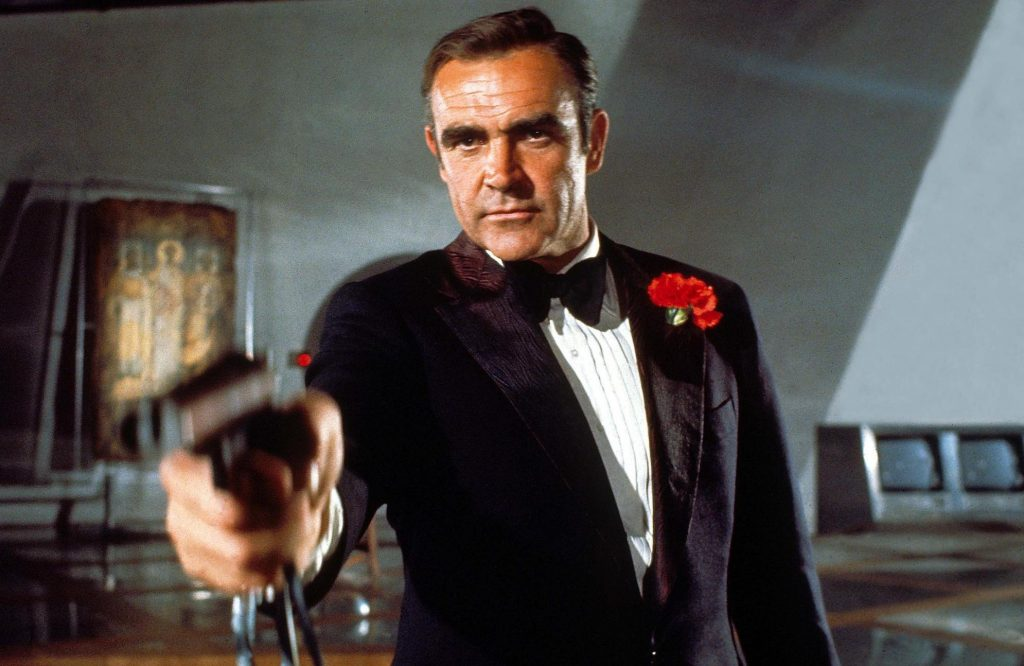 Sean Connery mort 90 ans