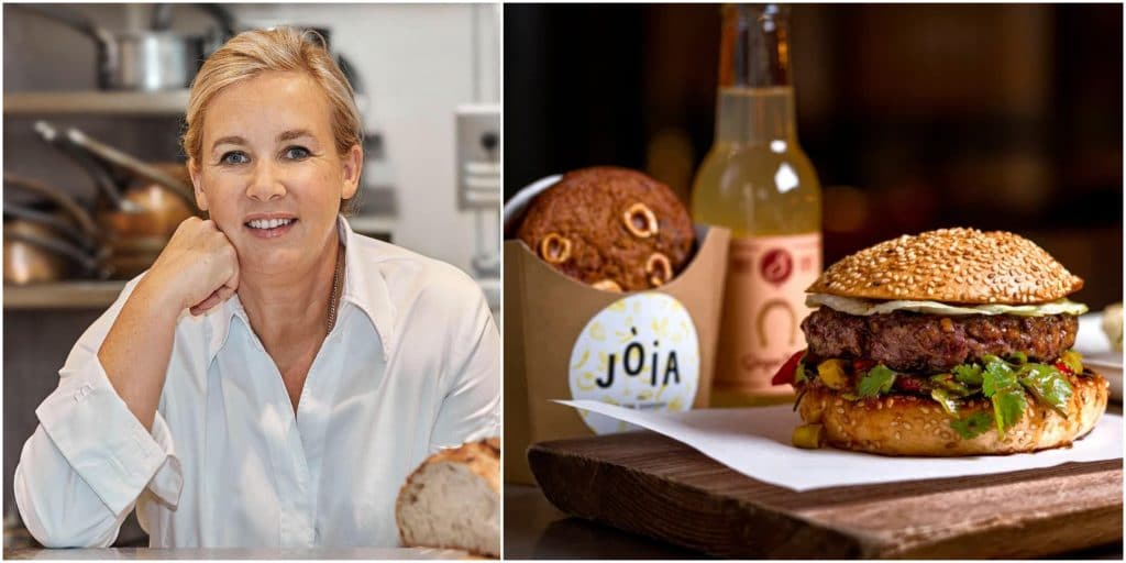 Paris : Hélène Darroze lance son offre de burgers en Click & Collect !