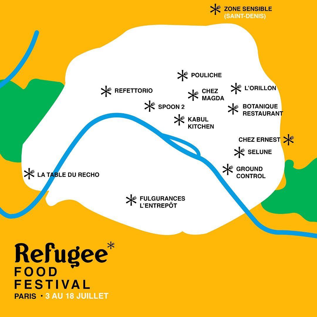 refugee food festival paris