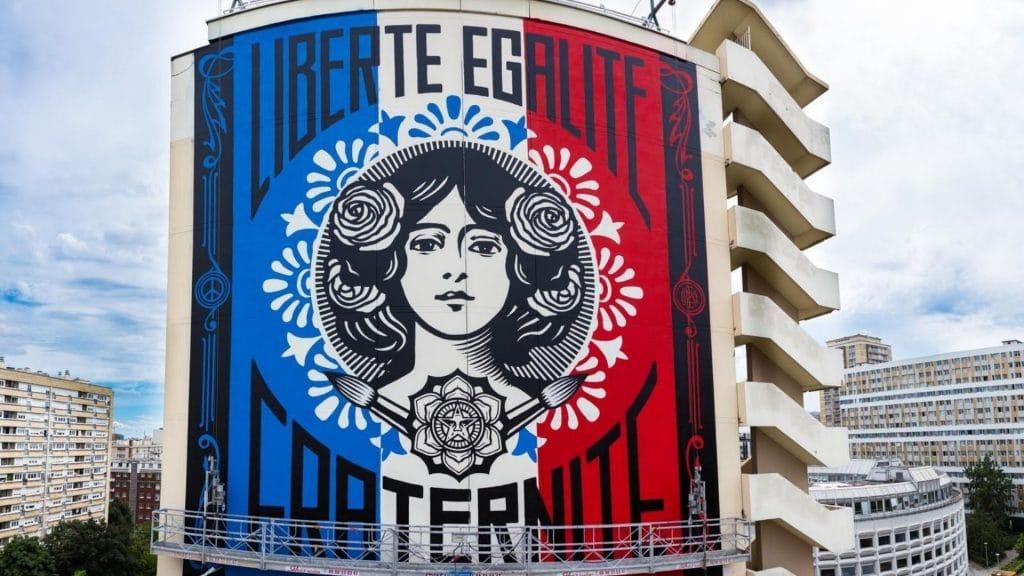 Un magnifique livre sort sur le street art du 13ème arrondissement à Paris !