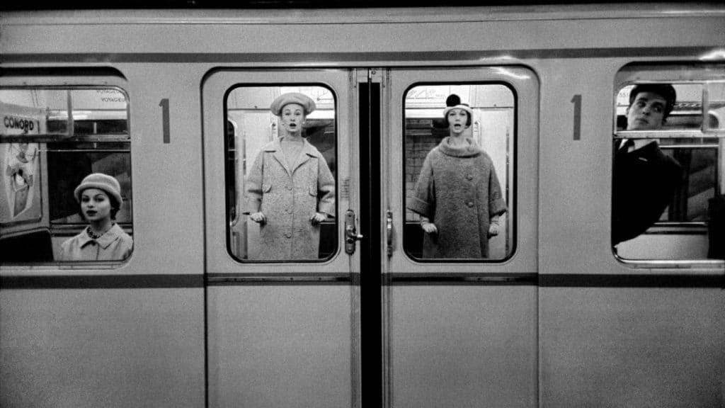 frank horvat paris 1950 exposition photographie
