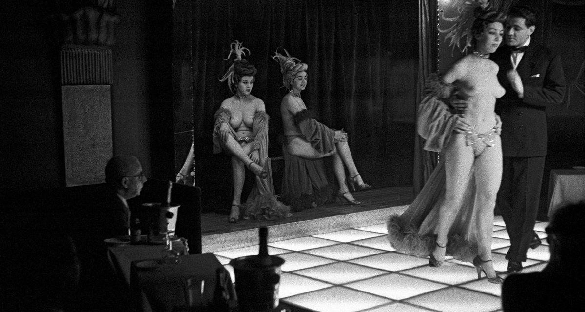 Frank-Horvat-Le-Sphynx-Paris-1956- exposition photographie maison robert doisneau