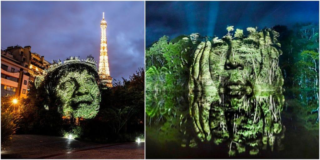« Dans la Mémoire du monde » : l'installation éphémère magique à voir au Jardin du Quai Branly !