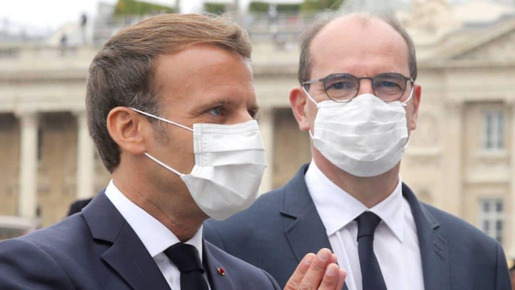 couvre-feu annonces paris covid coronavirus gouvernement castex