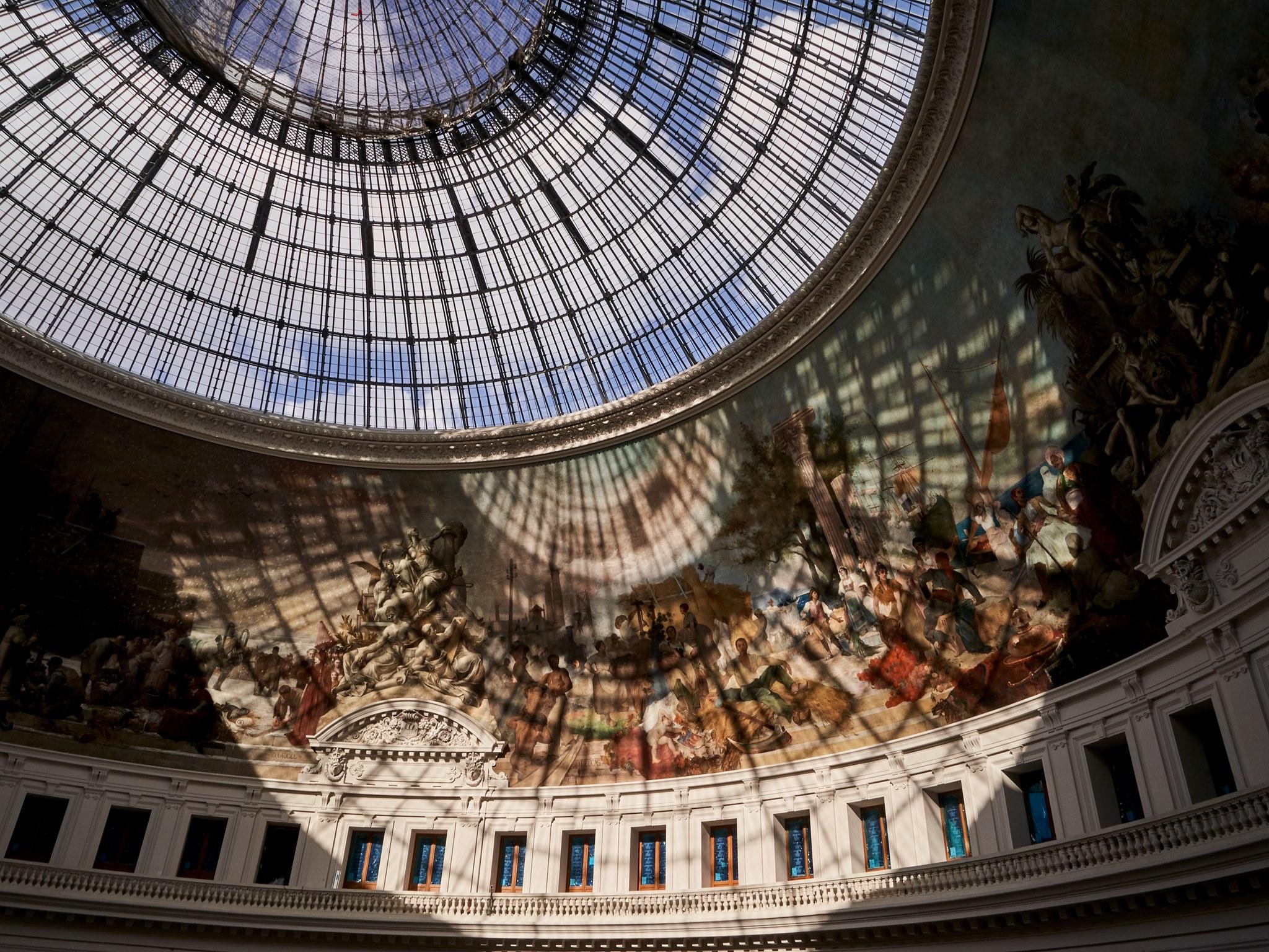 bourse de commerce musée de la collection pinault