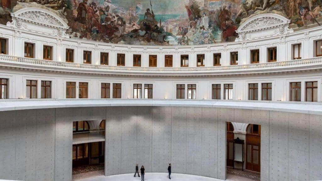 bourse de commerce musée de la collection pinault paris art moderne contemporain