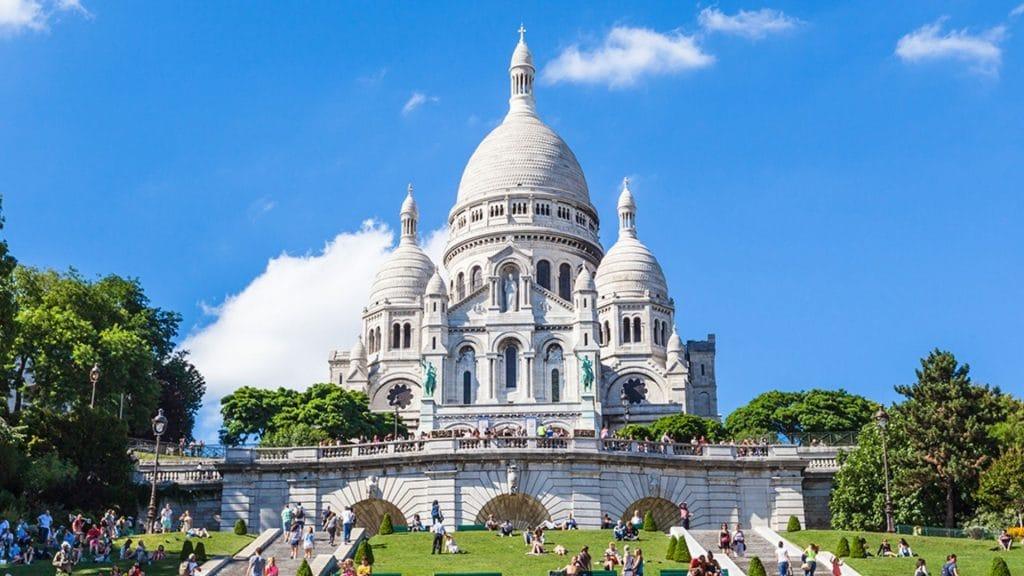 basilique du sacré coeur paris monument historique