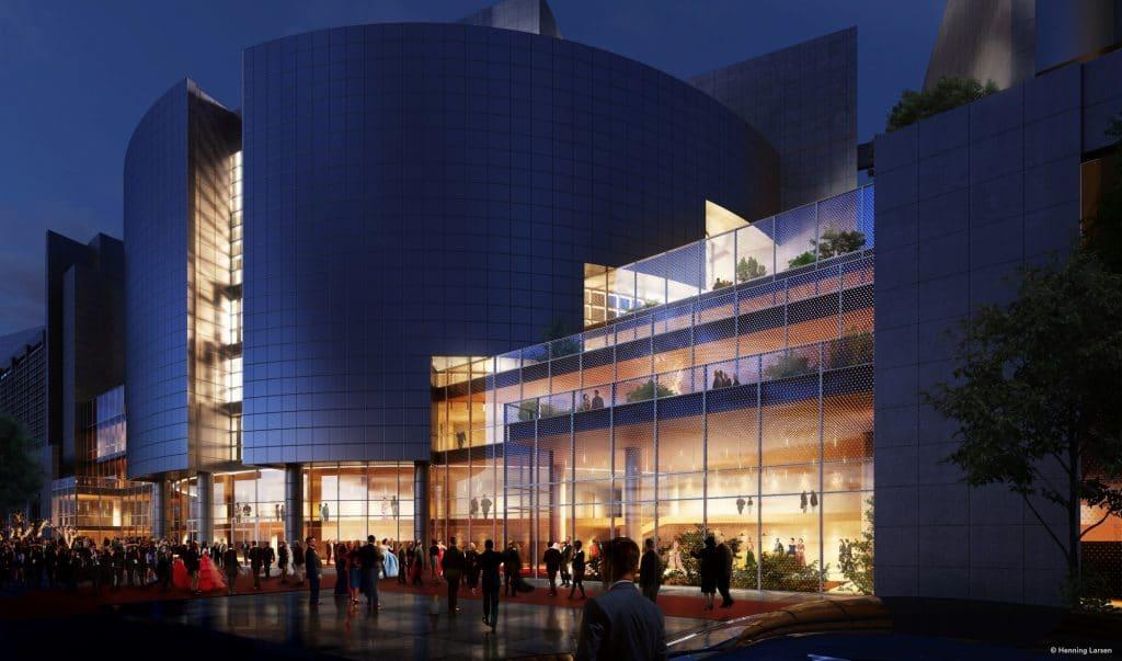 Voici à quoi ressemblera l'Opéra national de Paris-Bastille en 2023 !