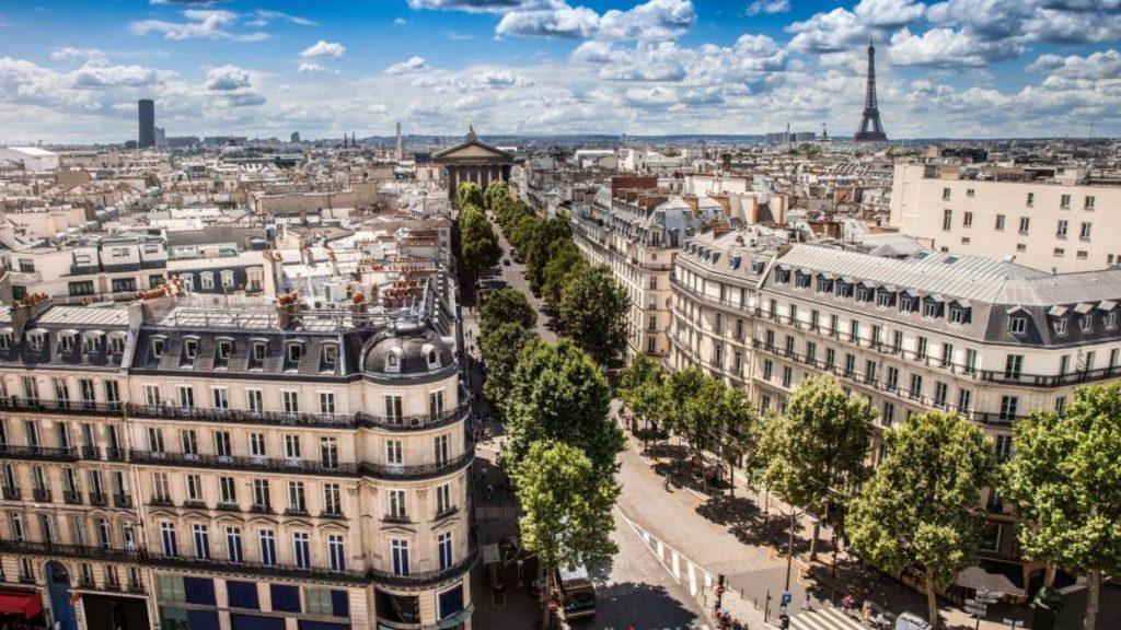 paris immobilier cher classement étude