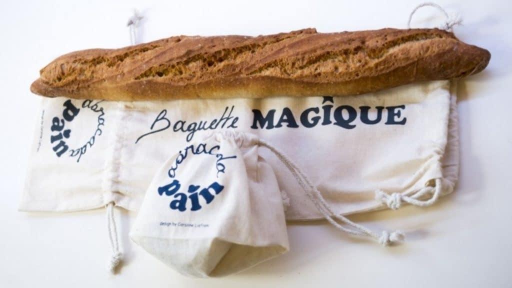 AbracadaPain : La solution écolo pour transporter son pain à Paris !