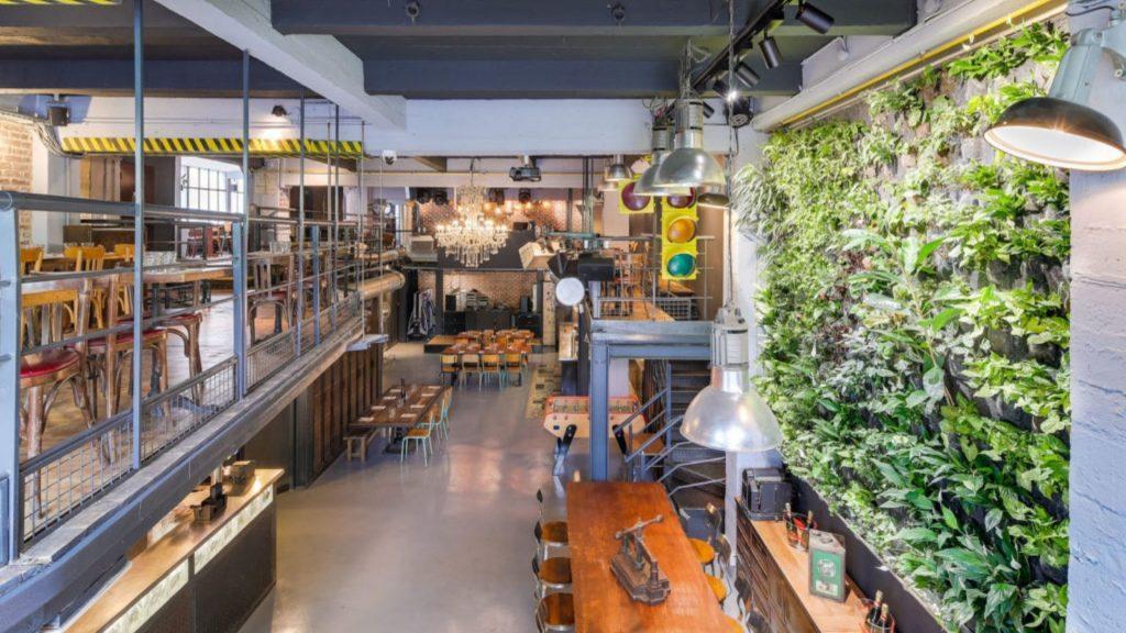 cafe de la presse bastille paris coworking télétravail pas cher