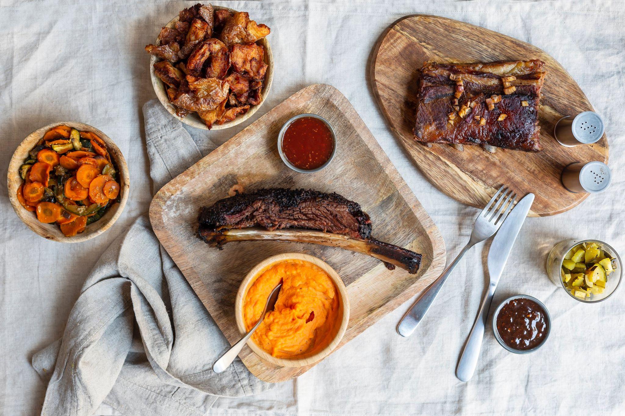 rhino rouge paris viande fumée texas barbecue