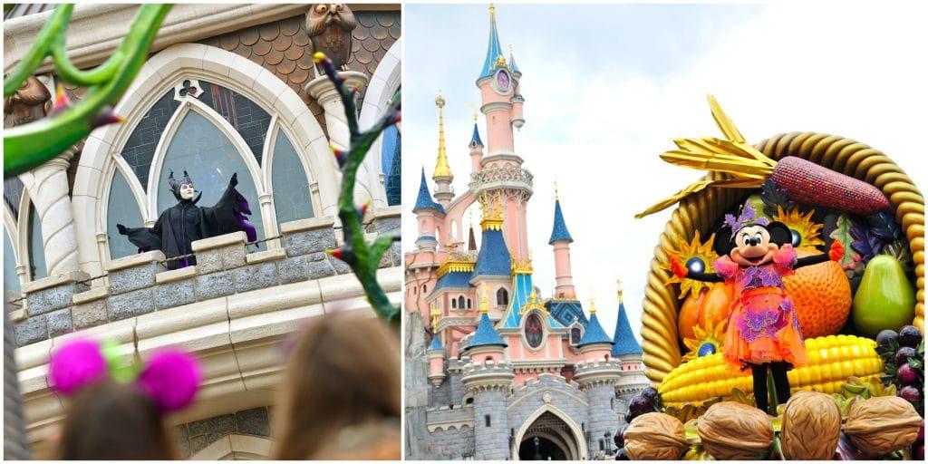Festival Halloween Disneyland Paris 2020
