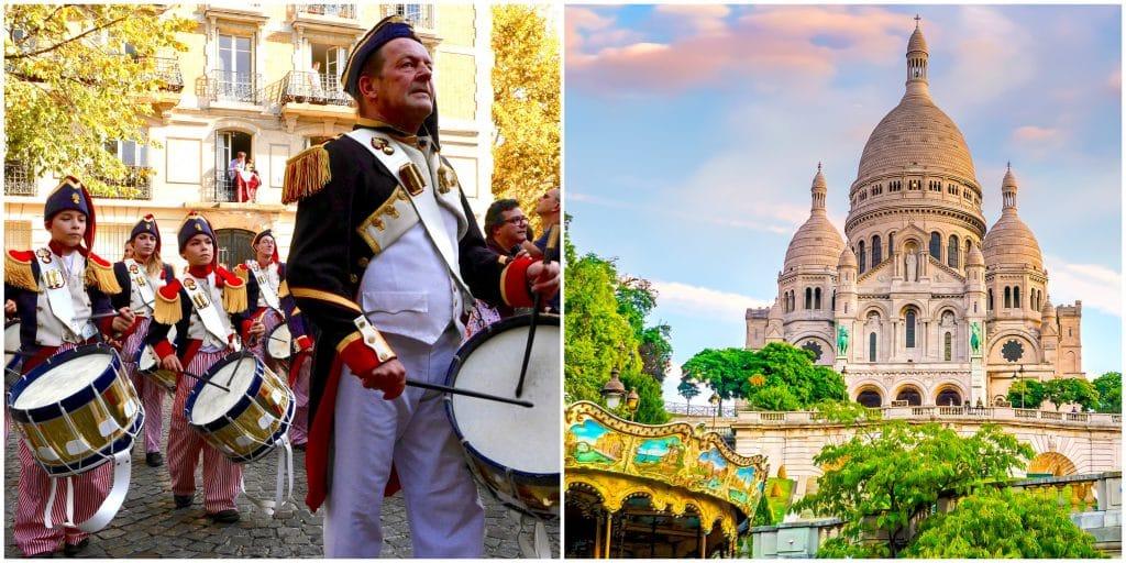 La Fête des Vendanges de Montmartre finalement annulée à cause du Covid-19 !